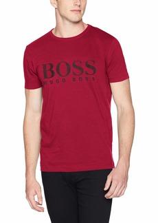 Hugo Boss BOSS Green Men's Tee 4 Logo T-Shirt  XL