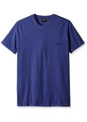 Hugo Boss BOSS Men's 100% Cotton Crew Neck Short Sleeve T-Shirt