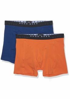 Hugo Boss BOSS Men's 2-Pack Cotton Stretch Boxer Briefs  M