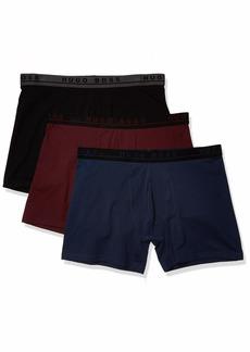 Hugo Boss BOSS Men's 3-Pack Cotton Stretch Boxer Briefs  S
