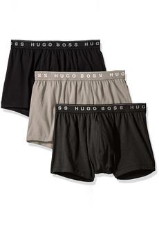 Hugo Boss BOSS Men's 3-Pack Cotton Trunk