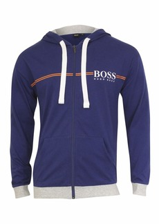 Hugo Boss BOSS Men's Authentic Full Zip Hooded Jacket  XL