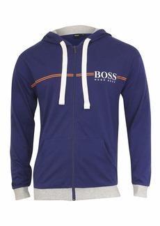 76bceedd0 Hugo Boss BOSS Men's Authentic Full Zip Hooded Jacket XL