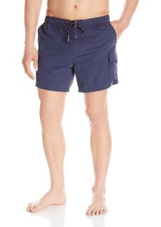 Hugo Boss BOSS Men's Bullshark Hybrid Swim Short with Removable Liner