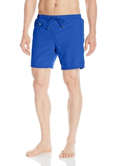 Hugo Boss BOSS Men's Leafish Swim Trunk