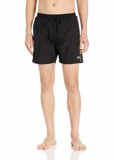 Hugo Boss BOSS Men's Medium Length Quick Dry Swim Trunks  XL