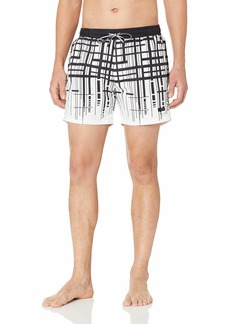 Hugo Boss BOSS Men's Mudfish Swim Trunk  S