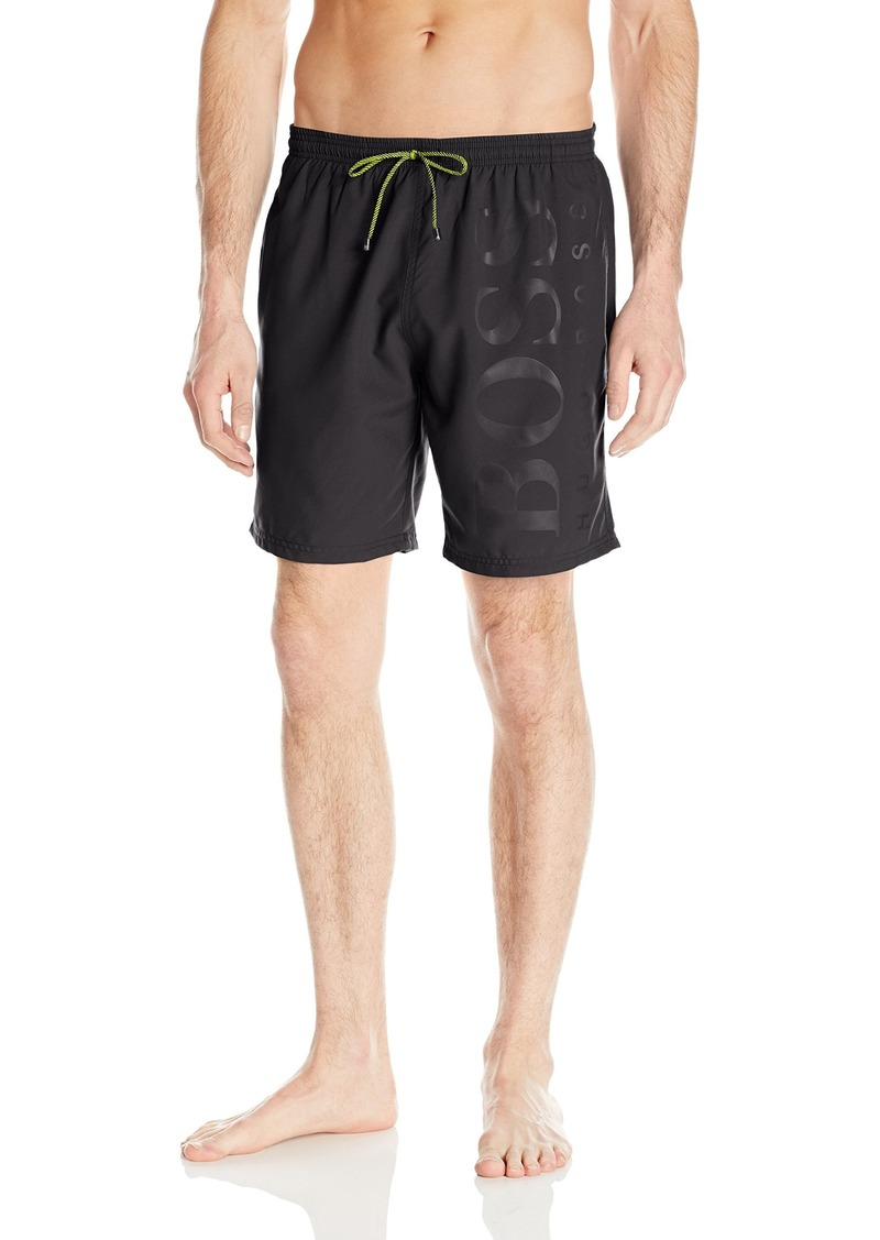 760e74689 SALE! Hugo Boss Hugo Boss BOSS Men's Orca Solid Swim Trunk