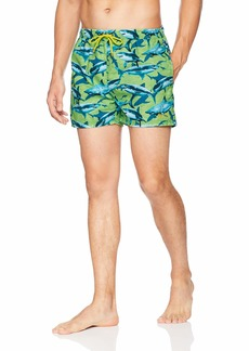 Hugo Boss BOSS Men's Piranha Swim Trunk  XXL