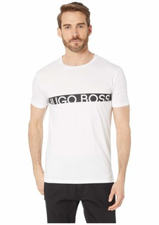 Hugo Boss BOSS Men's Short Sleeve Rashguard T-Shirt  M