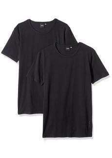 Hugo Boss Boss Men's T-Shirt RN 2p CO/EL 10194356 01
