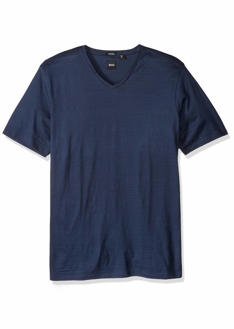 Hugo Boss BOSS Men's Tilson Short Sleeve V-Neck T-Shirt