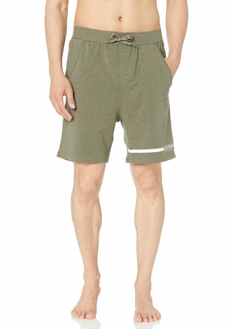 Hugo Boss BOSS Men's Trend Cotton Lounge Shorts  M