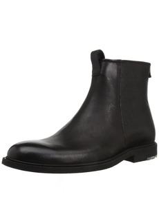 Hugo Boss BOSS Orange Men's Cultural Roots Leather Zip Boot Fashion