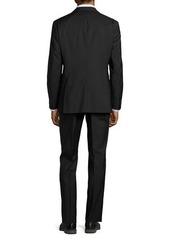 Hugo Boss Classic-Fit Grand Central Solid Two-Piece Suit