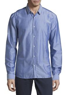 Hugo Boss Cotton Casual Button Down Shirt