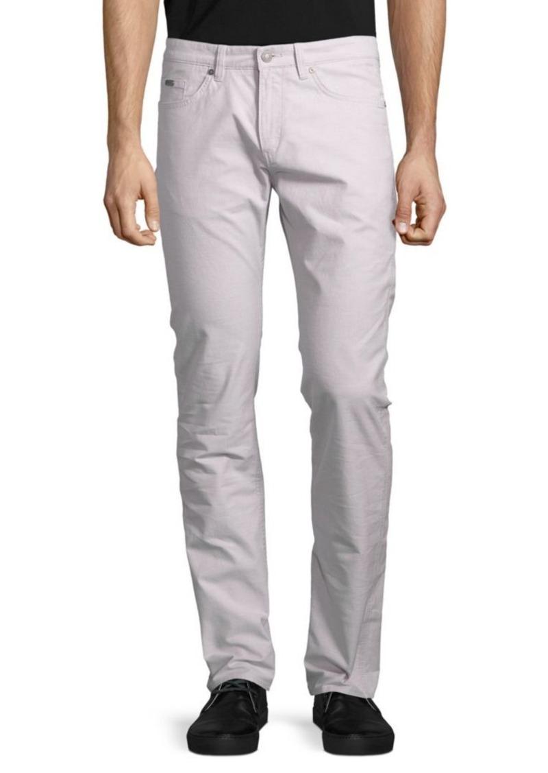 8f8a9faef Hugo Boss HUGO BOSS Delaware Slim Fit Stretch-Cotton Pants   Casual ...