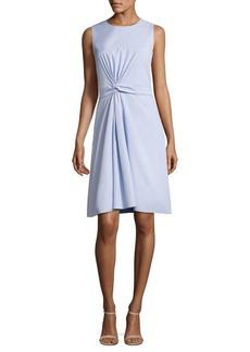 Hugo Boss Digiana Twist-Front Dress
