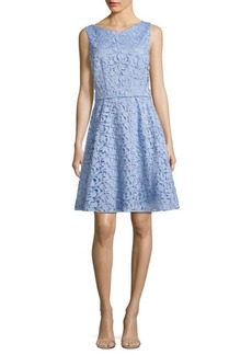 Hugo Boss Dyferana A-Line Lace Dress