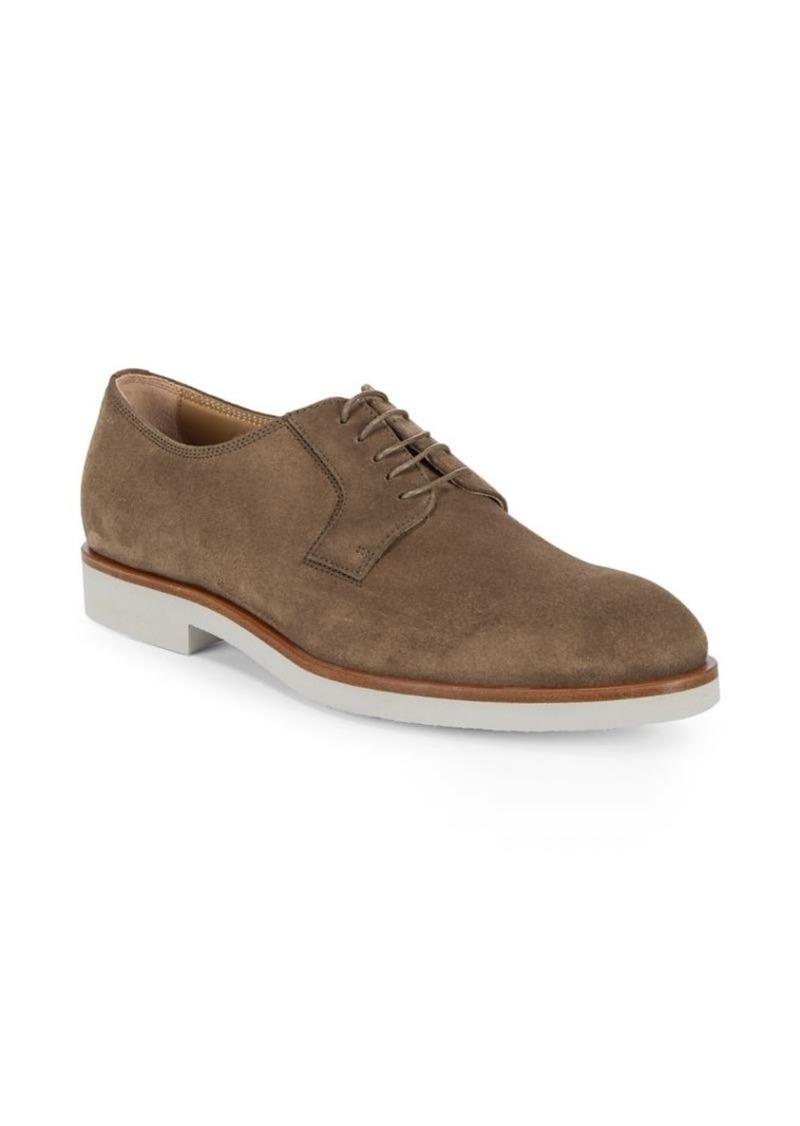 43f0e760694 Hugo Boss HUGO BOSS Eden Leather Derby Shoes