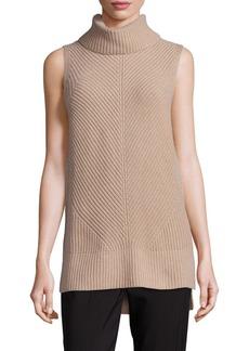 Hugo Boss Fala Virgin Wool, Yak & Cashmere Turtleneck Sweater