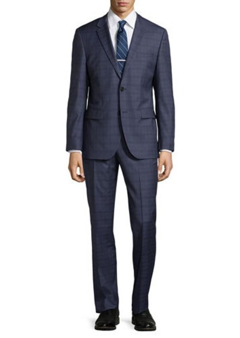 hugo hugo modern fit grand central tonal plaid suit suits shop it to me