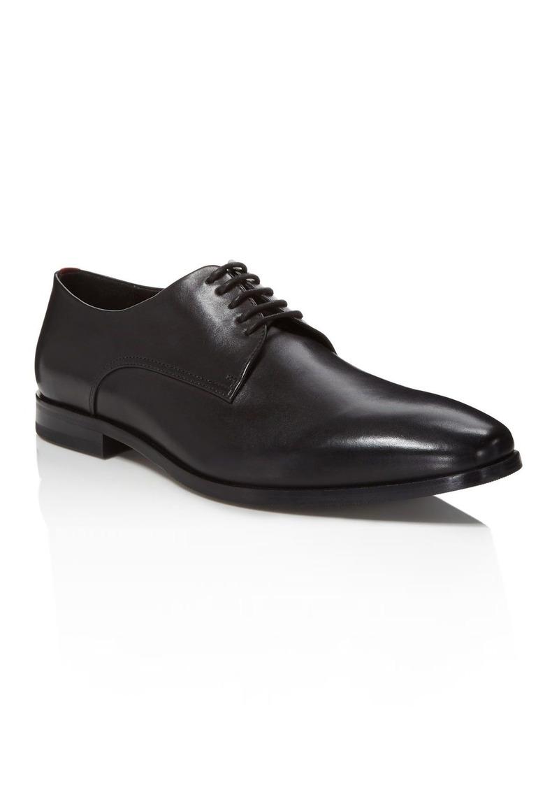 fb567de0c6a Hugo Boss BOSS Men s Highline Derby Plain Toe Oxfords - 100% Exclusive