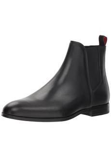 Hugo Boss Hugo Men's Boheme Leather Chelsea Boot   (9 US)