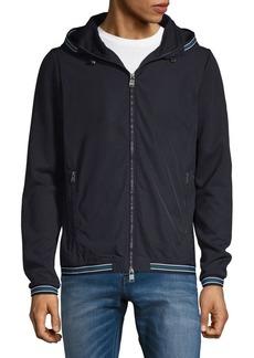 HUGO BOSS Hybrid Zip Front Jacket