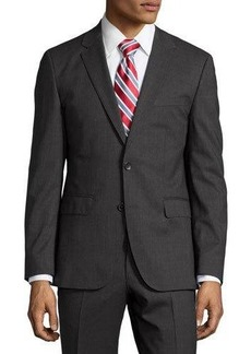 Hugo Boss Slim-Fit Jets/Lenon Regular-Fit Suit
