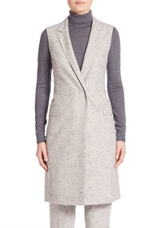 Hugo Boss Karana Tweed Vest