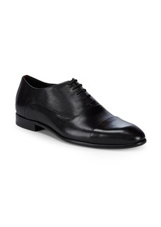 HUGO BOSS Leather Oxford Shoes