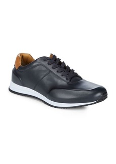 HUGO BOSS Legacy Leather Sneakers