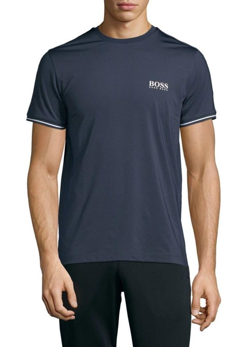 54121572ca5 On Sale today! Hugo Boss HUGO BOSS Logo Stretch-Cotton Tee