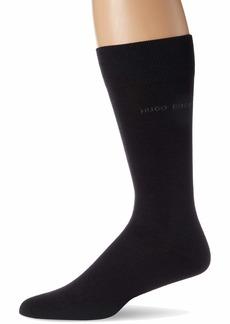 HUGO BOSS Men's Edward Solid Bamboo Sock
