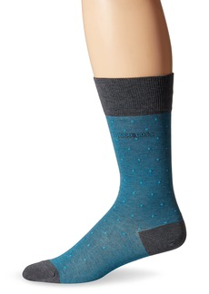 HUGO BOSS Men's Paul Design Dots Crew Socks