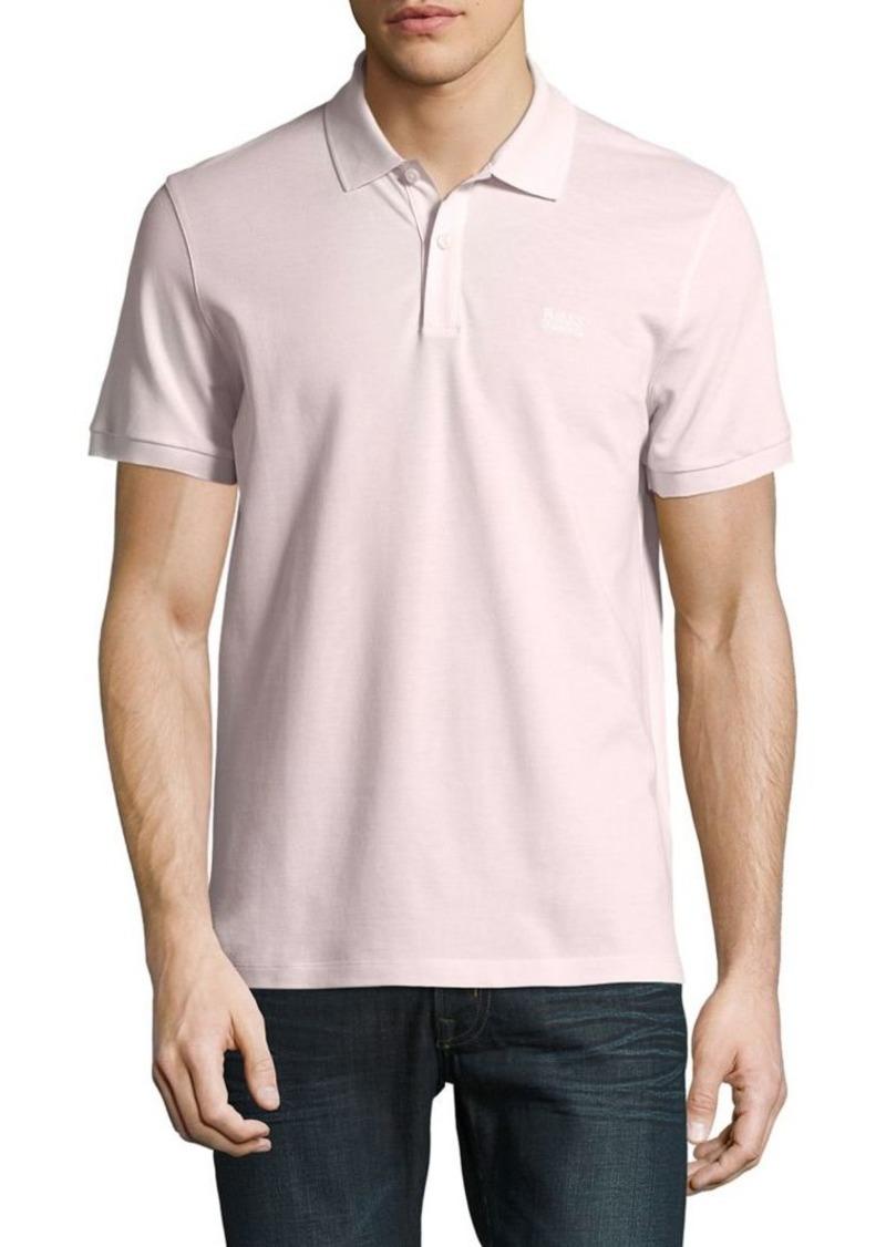 9b8e5a12f0c5 Hugo Boss HUGO BOSS Pallas Short-Sleeve Polo Shirt