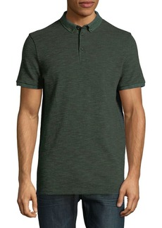 HUGO BOSS Pasual Pique Cotton Polo