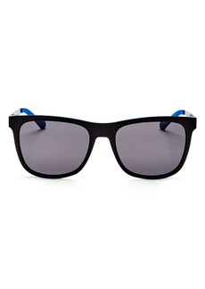 Hugo Boss Men's Polarized Square Sunglasses, 54mm