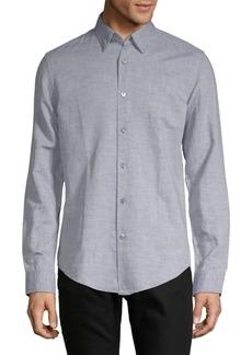 Hugo Boss Rodney Textured Button-Down Shirt