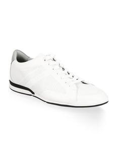 Hugo Boss Saturn Leather Low Sneakers