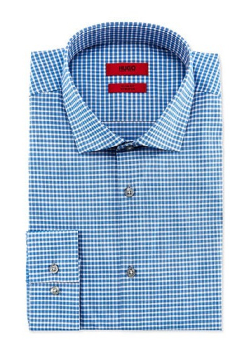 Hugo Boss Hugo Boss Slim Fit Easton Check Dress Shirt