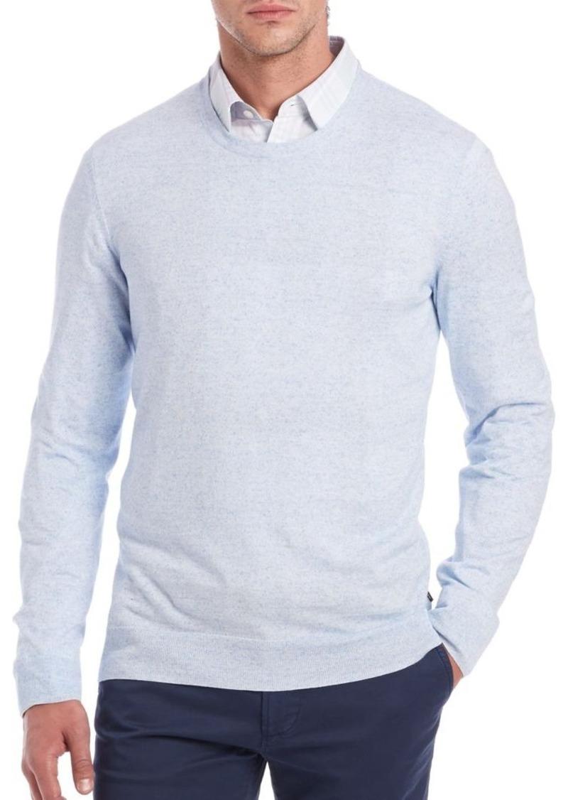 HUGO BOSS Sprayed Dyed Sweater