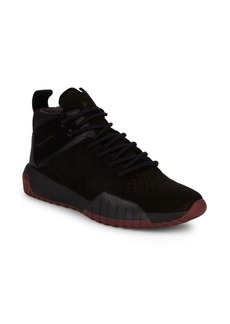 HUGO BOSS Storm Leather Sneakers