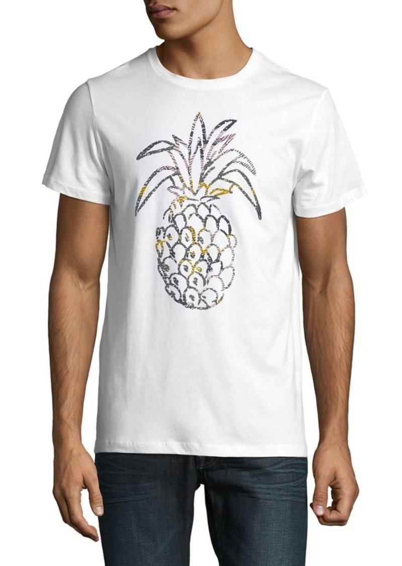 734dbe607 Hugo Boss HUGO BOSS Tauno 1 Graphic Cotton Tee | T Shirts