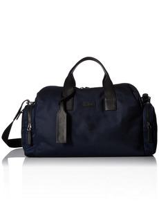 HUGO by Hugo Boss Men's Capital Nylon Weekender Bag dark blue