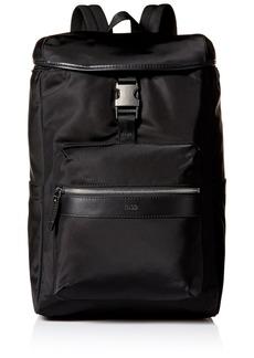 HUGO by Hugo Boss Men's Digital Light Nylon W17 Backpack Black