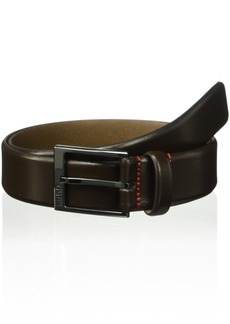 HUGO by Hugo Boss Men's Garney Leather Belt