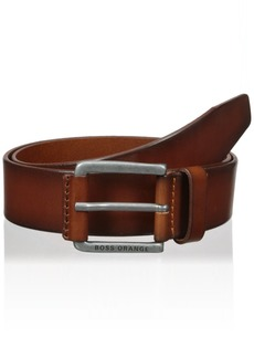 HUGO by Hugo Boss Men's Jakab Italian Leather Belt