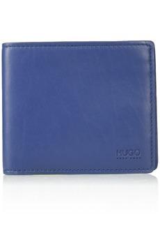 HUGO by Hugo Boss Men's Subway 8 Credit Card Pocket Wallet  ONE Size